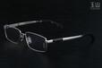 清遠邊無框眼鏡架ODM專業定制,鈦金屬眼鏡架舒適商務眼鏡ODM