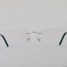 東莞商務眼鏡架批發,男式超輕純鈦眼鏡價格玉山綠森林鈦金屬系列眼鏡圖片