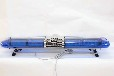 救护车长排警示灯价格全蓝长排警示灯-1.2-1.4米