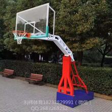 资质齐全的学校篮球架厂家质优价廉河北利伟体育