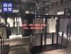 海南海口服装展示架,女装货架,KM货架