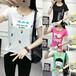 库存低价尾货女装韩版纯棉短袖T恤摆地摊去哪里拿货便宜厂家直销低价女装T恤