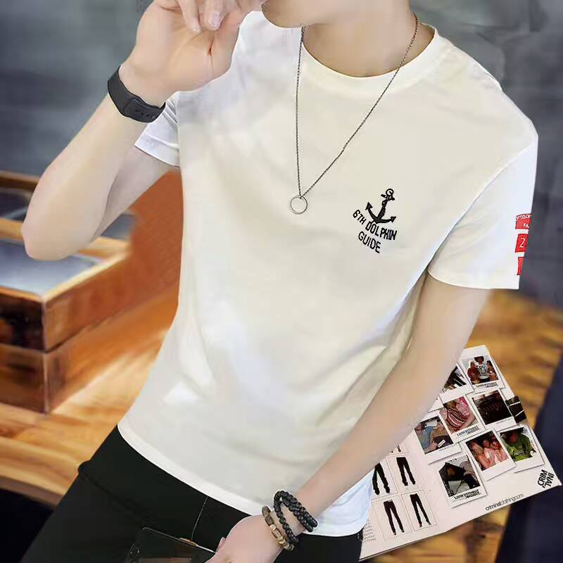 韩版时尚男装图片