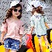 安徽合肥哪里有童装厂家低价批发夏季新款时尚童装纯棉T恤库存尾货童装T恤清仓批发