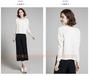 加绒韩版时尚针织毛衣打底衫批发库存便宜新款毛衣外套低价批发去哪里拿货便宜