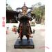 純銅道教佛像鑄銅坐像道教佛像彩繪銅雕寺廟佛像