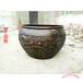 養荷花銅缸全銅大缸別墅庭院銅大缸聚財雕塑擺件