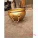 宗教寺廟銅缸仿古銅缸故宮銅缸定做寺廟水缸