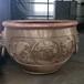 紅銅故宮缸風景區魚缸鑄造廠銅水缸制作商