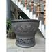 純銅大缸雕塑銅故宮缸擺件工藝品純銅雕塑
