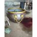 青銅器生產廠家故宮缸寺廟大缸銅器工藝品
