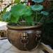 仿古養魚銅大缸大鐵缸吉祥太平銅缸鑄造廠