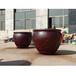 室外養荷花銅缸擺件口徑1.2米仿古銅大缸雕塑生產