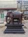 廠家定制純銅大象銅雕大象吉祥如意銅大象祥獅工藝品