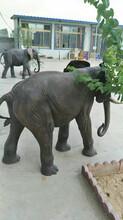 廠家定制純銅大象唐縣祥獅雕塑品銷售有限公司圖片