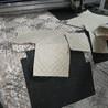 沙發套切割機沙發墊裁剪設備圓刀切割下料機器愛科裁床
