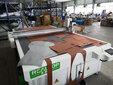 沙发套切割机家纺材料切割设备无纺布切割机棉布裁剪机器布艺沙发皮革沙发裁剪机器图片