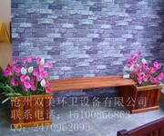 北京供应实木花盆防腐木花盆、樟松木箱花盆、厂家批发图片