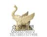 众象雕塑天鹅小象砂岩雕塑