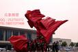 众象雕塑红色雕塑不锈钢雕塑