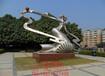 众象雕塑不锈钢抽象人物雕塑广场雕塑