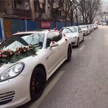 兴平婚礼租车多少钱一天图片