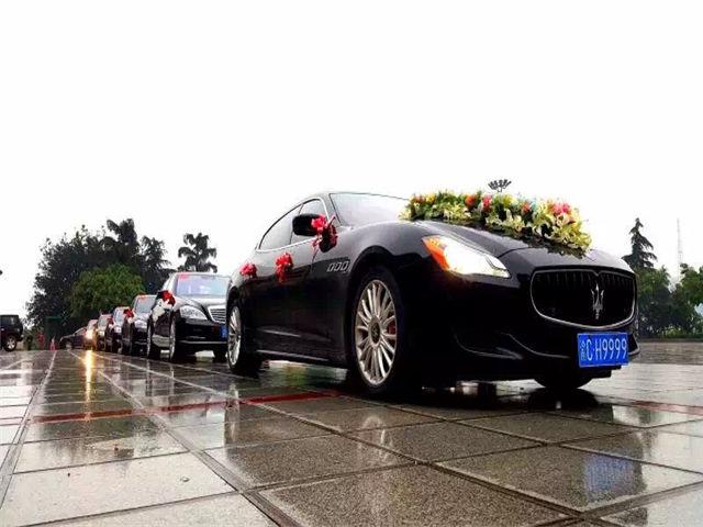 乾县结婚用车价格多少