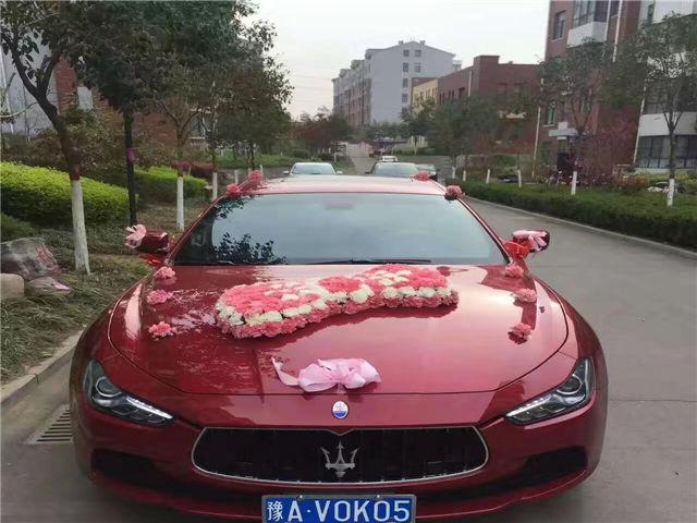 兴平结婚用车一天多少钱