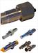 接近开关铜外壳速度开关压力开关铜外壳可定制铜铝都有