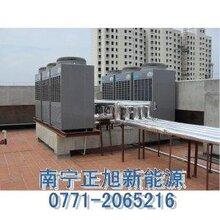广西空气源热泵节能热水工程图片
