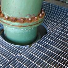 钢结构平台走道盖板生产厂家锯齿钢格板电缆沟钢盖板规格腾灿公司欢迎询价