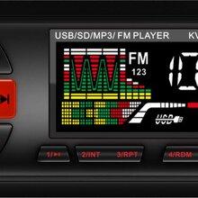 车载mp3新款汽车mp3SD卡插车载播放器音响主机批发汽车播放器图片
