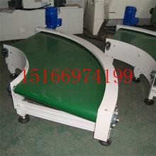 水平式皮带输送机/折叠式皮带输送机/爬坡皮带线浩宇输送机械制造商