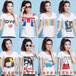 新款品牌尾货杂款女式T恤韩版潮哪里有几块钱好卖的女装批发市场批发T恤