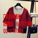 新疆昌吉去哪有便宜赶集女式毛衣批发长款披风外套女式毛衣5元低价批发