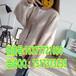 福建漳州农贸市场哪里批发女式秋冬毛衣小高领套头针织衫韩版爆款撞色女式毛衣批发
