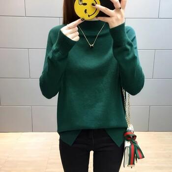 福建宁德厂家便宜毛衣批发韩版女装套头毛衣几块钱冬季摆摊毛衫批发