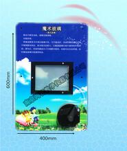 魔术玻璃科普智慧墙科普展品壁挂式科技馆科技互动智慧墙图片