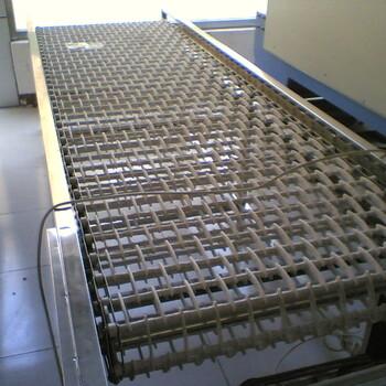 塑钢网链输送机