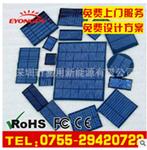PET层压太阳能电池板单晶电池板组件厂家定制图片