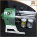 玻璃瓶过胶机12寸黄胶过胶机万能胶上胶机滚轮上胶密封式刷胶机