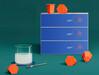 益生菌膠囊杯定制生產DHA藻油益生菌粉ODM加工