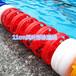 泳道线游泳池附件风叶型泳道线泳池配套设备济南溢乐美泳池设备
