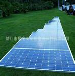 厂家推荐200w光伏组件光伏小组件光伏产品组件光伏组件加工图片