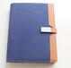 廠家專業直銷商務辦公帶扣筆記本五色可選可定制logo批發熱賣