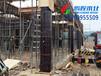 圆柱木模板送货_圆柱模板安装指导_木制圆柱模板厂家直供