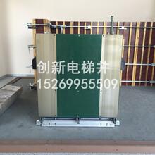 鹏程电梯井支模方案,创新电梯井模板,提高效率图片