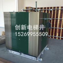 电梯井道模板,电梯井道模板施工,鹏程电梯井模板厂家图片