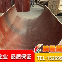 铜川圆柱模厂家直销,建筑木圆柱模板,圆柱子模板最新价格表图片