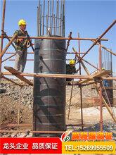 四川圆柱模板,古建圆柱木模板,圆形模板多少钱一平方